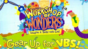 Vacation Bible School is this week