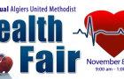 3rd Annual Algiers Health Fair