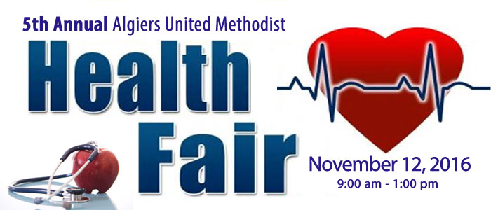 GIVE AWAY and HEALTH FAIR