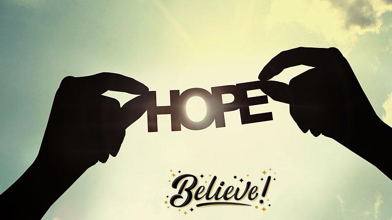 hope-believe