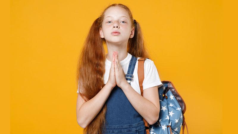 Girl-with-school-bag